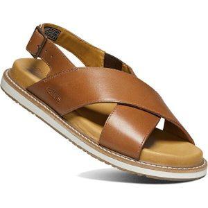 KEEN Damskie sandały LANA CROSS STRAP SANDAL (Rozmiar 38).